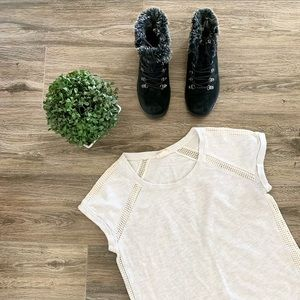 🆕 Converse One Star gray sweatshirt top
